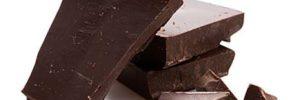 Dark chocolate and cavities