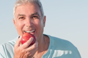 Care for bonded teeth