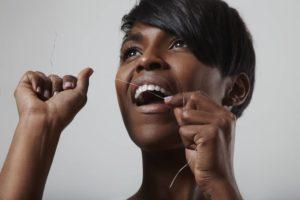 Maintaining gum health