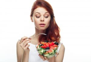 Connection between nutrition and oral health