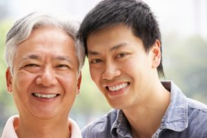 Could Your Parent Benefit from a Dental Implant?