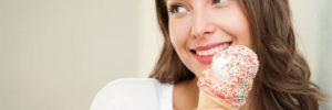 Preventing cavities by avoiding sugar