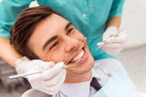 dental fluoride treatment